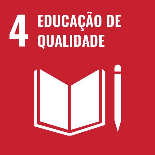 ODS 4 – Educação de Qualidade