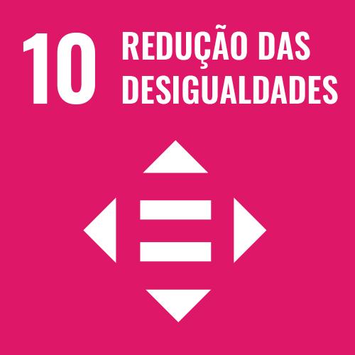 ODS 10 – Redução das Desigualdades