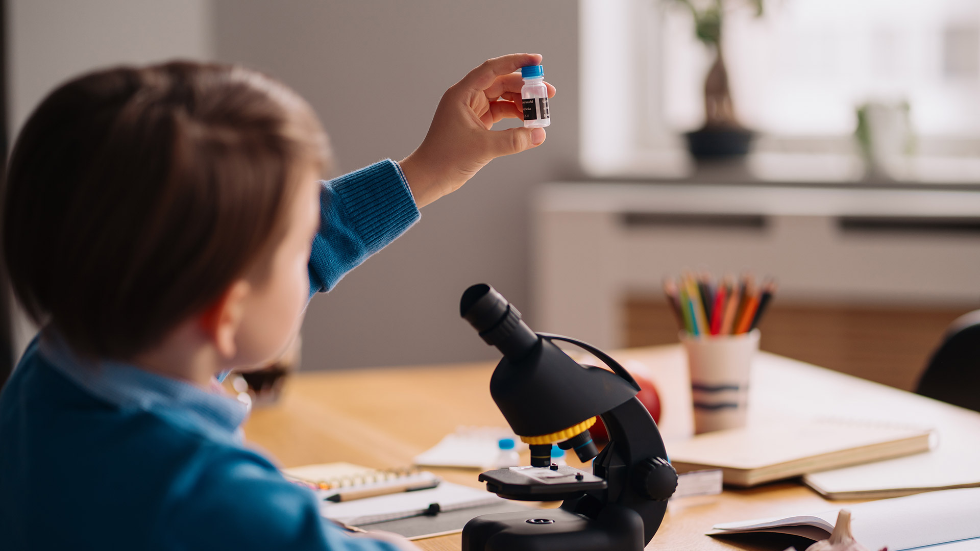 Experimentos na escola: seu papel de educar para a ciência