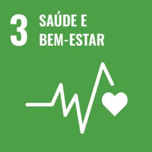 ODS 3 – Saúde de Qualidade
