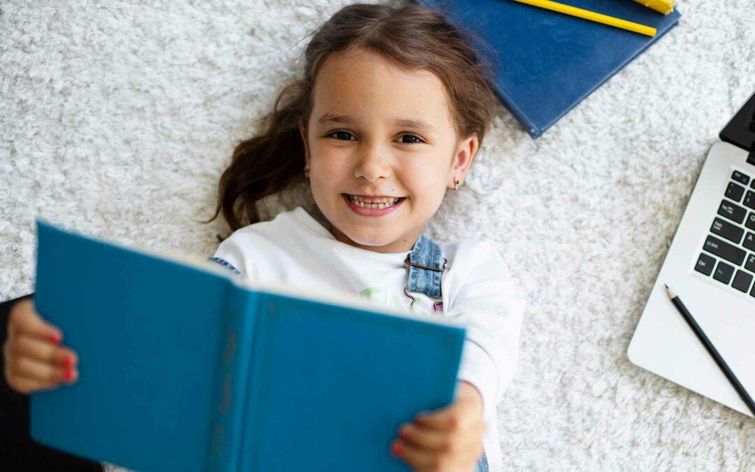 Livros infantis para ler antes de dormir
